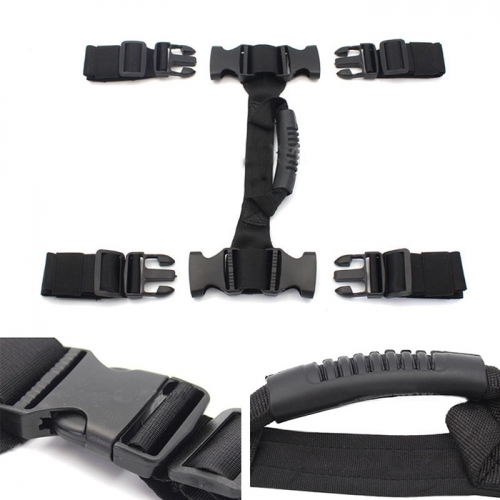 Universal Pannier Box Carry Strap 5