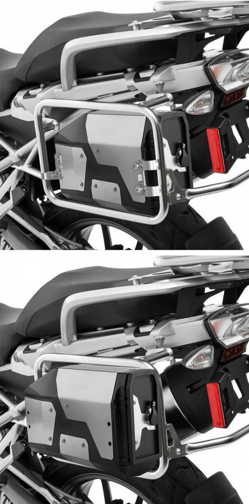 3 – BMW Pannier Storage and Toolbox
