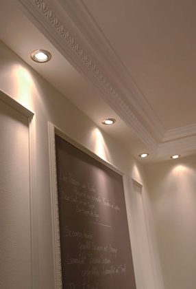 Cornice For Spotlights