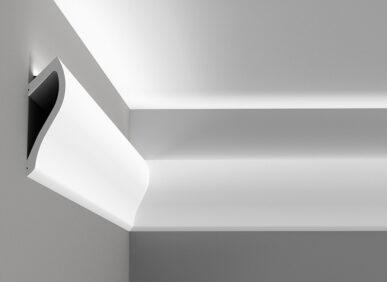 Designer Uplight Cornice 3 - C371
