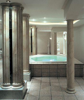 Roman Columns 24 & 27