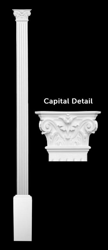 Pilaster 3 - K201/K200/K202