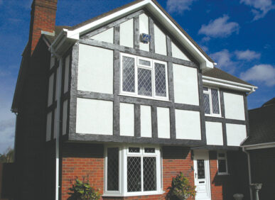 Mock-Tudor-Cladding