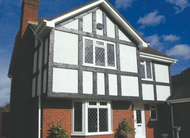 Mock-Tudor-Cladding