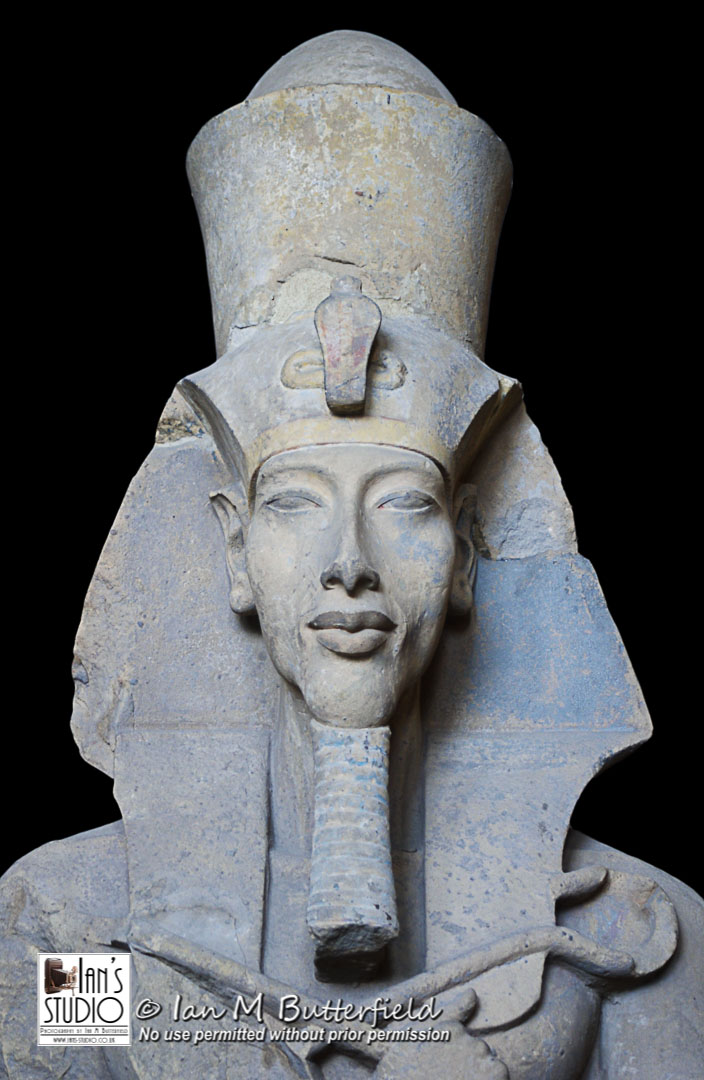 SALE 6 Dec 2017: A statue of Akhenaten at Cairo Museum – THIRD Sale