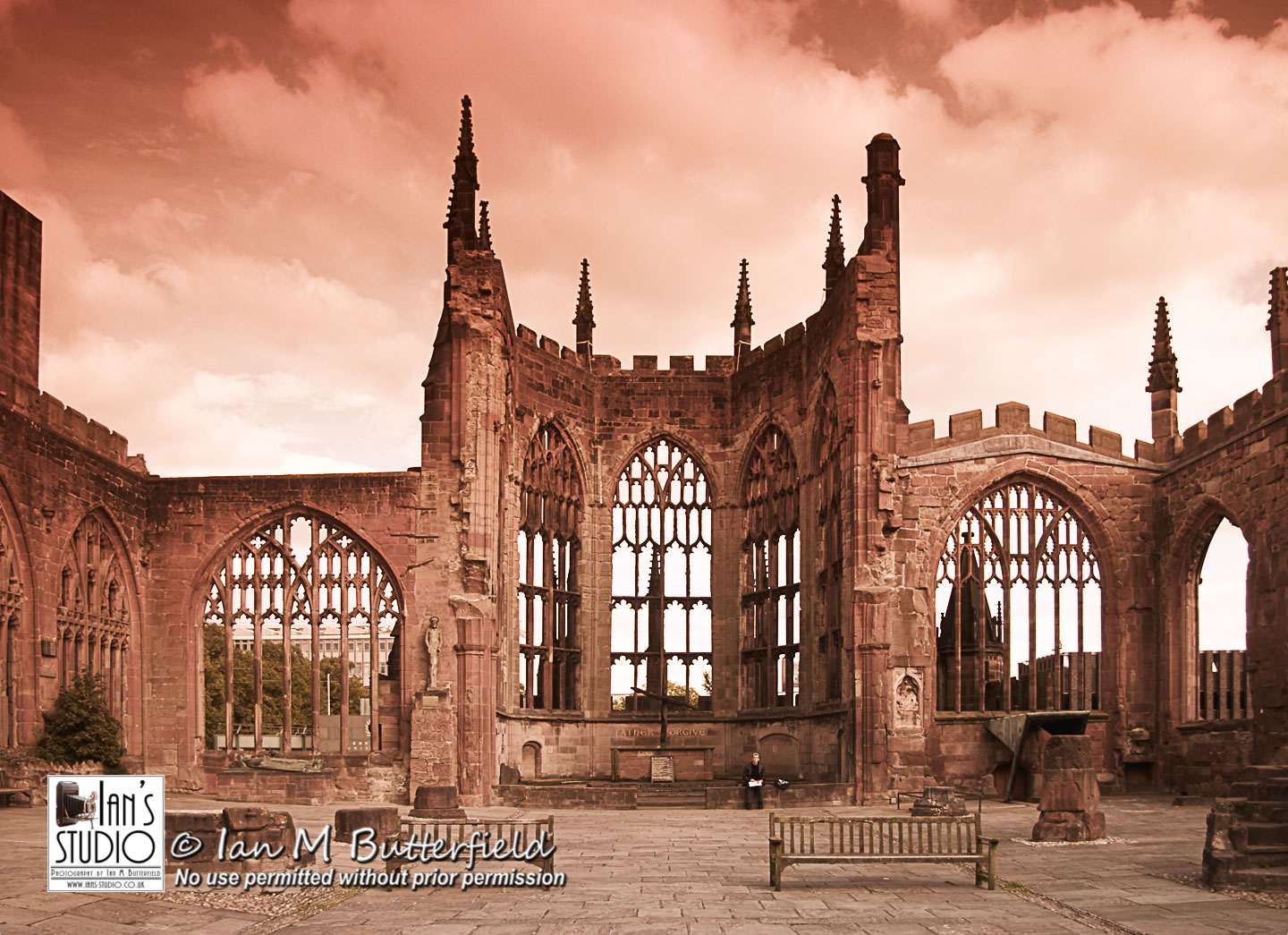 SALE 30 Oct 2017: The old Coventry Cathedral – SECOND Sale