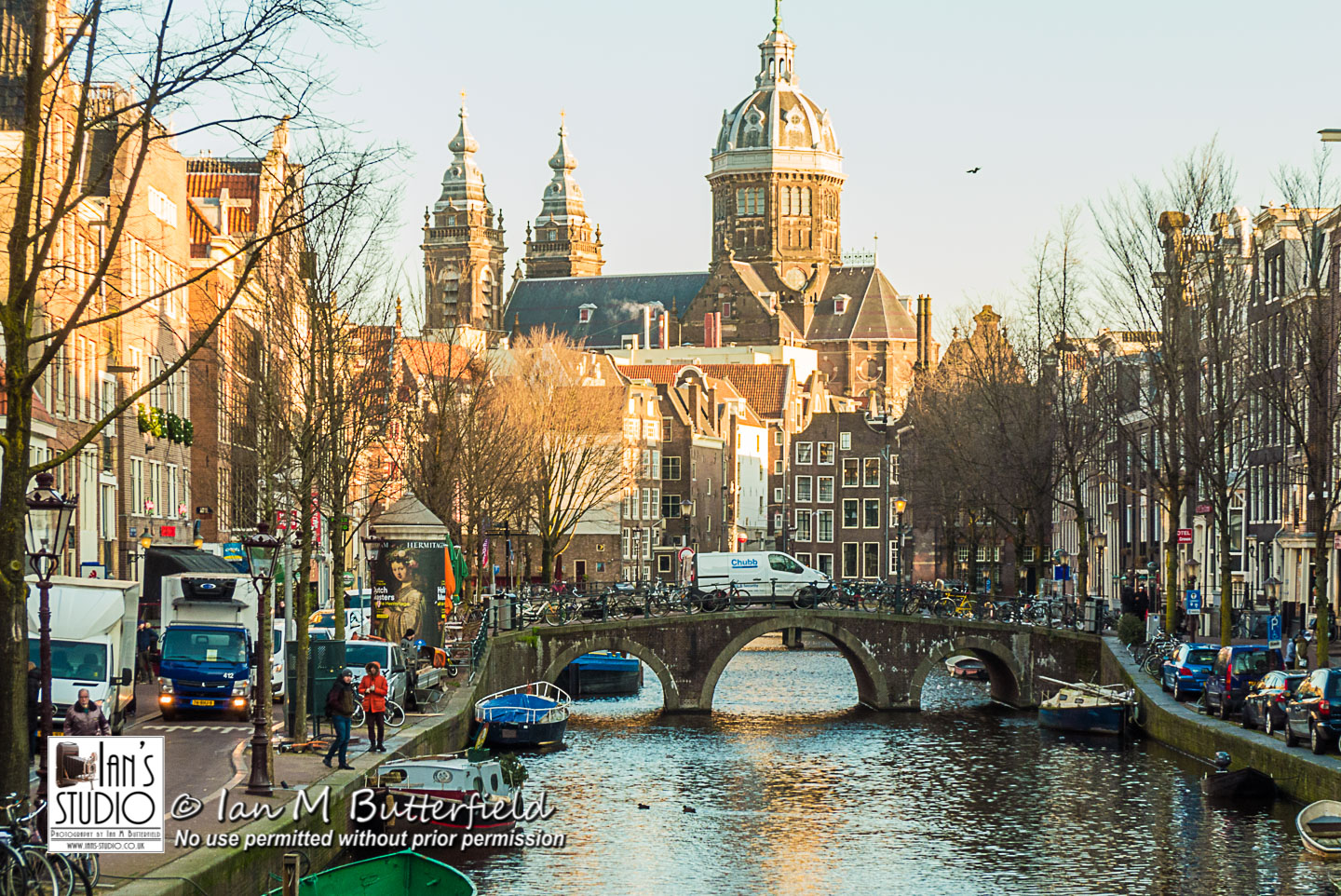 "BLOG 8 Jan 2018 -A ""point and shoot"" travelogue of Amsterdam"
