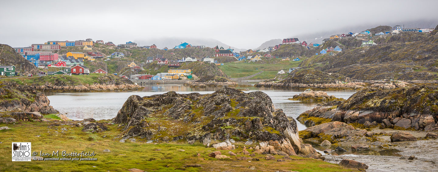 ACADEMY BITE: Lessons from Greenland #14 – The view of Sisimiut from Tele Island
