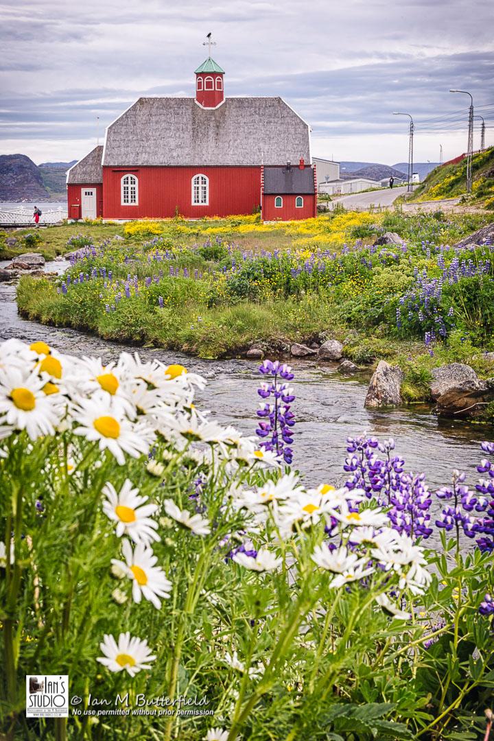 ACADEMY BITE: Lessons from Greenland #20 – Qaqortoq Church
