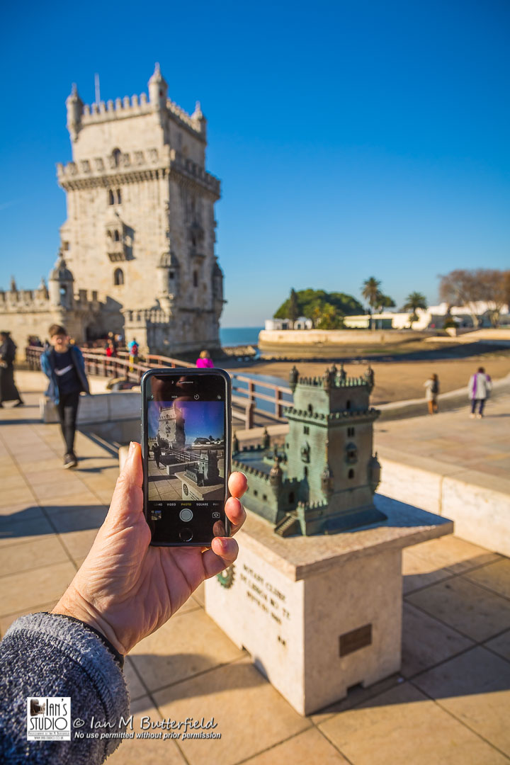 ACADEMY BITE: Lessons from the South America Cruise #2 – Photographing Belem Tower on an iPhone
