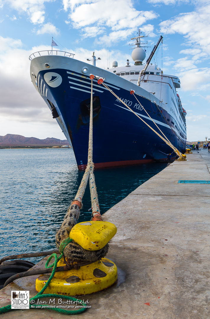 ACADEMY BITE: Lessons from the South America Cruise #9 – MV Marco Polo