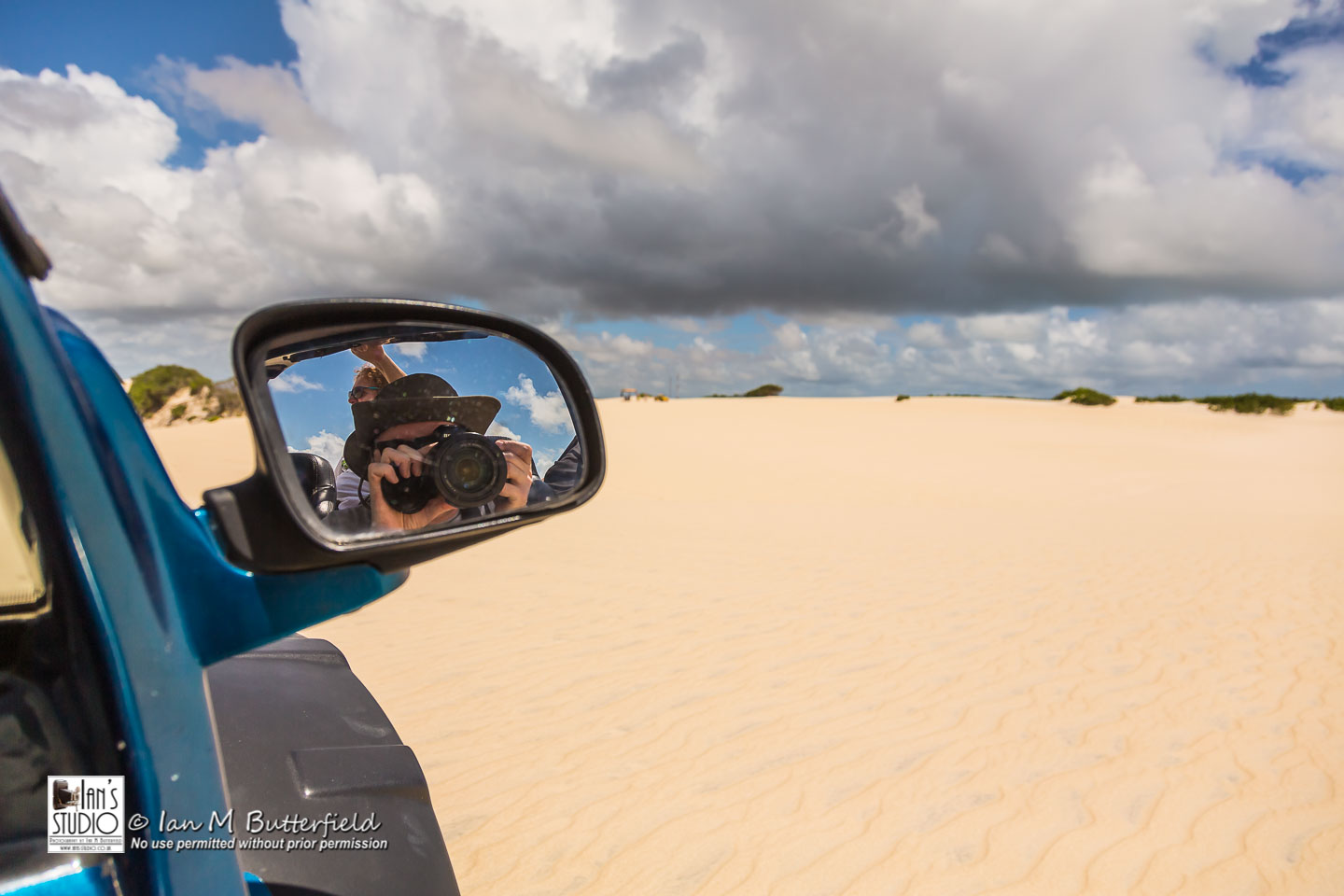ACADEMY BITE: Lessons from the South America Cruise #15 – Dune buggy on Dunas de Jenipabu