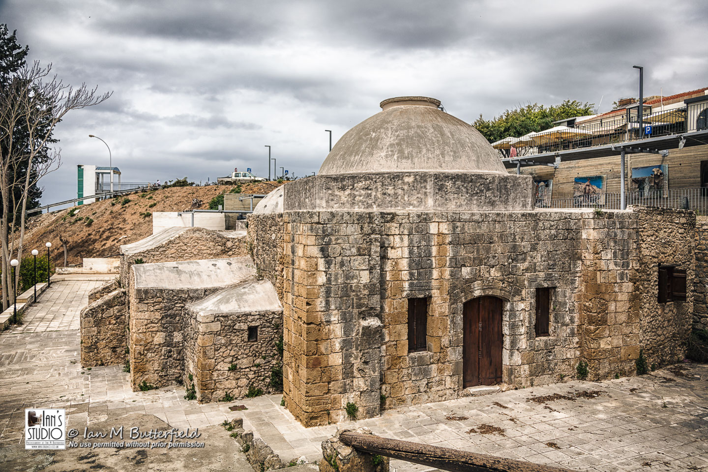 POTD 9 Apr 2019: The Turkish Baths in Paphos Old Town