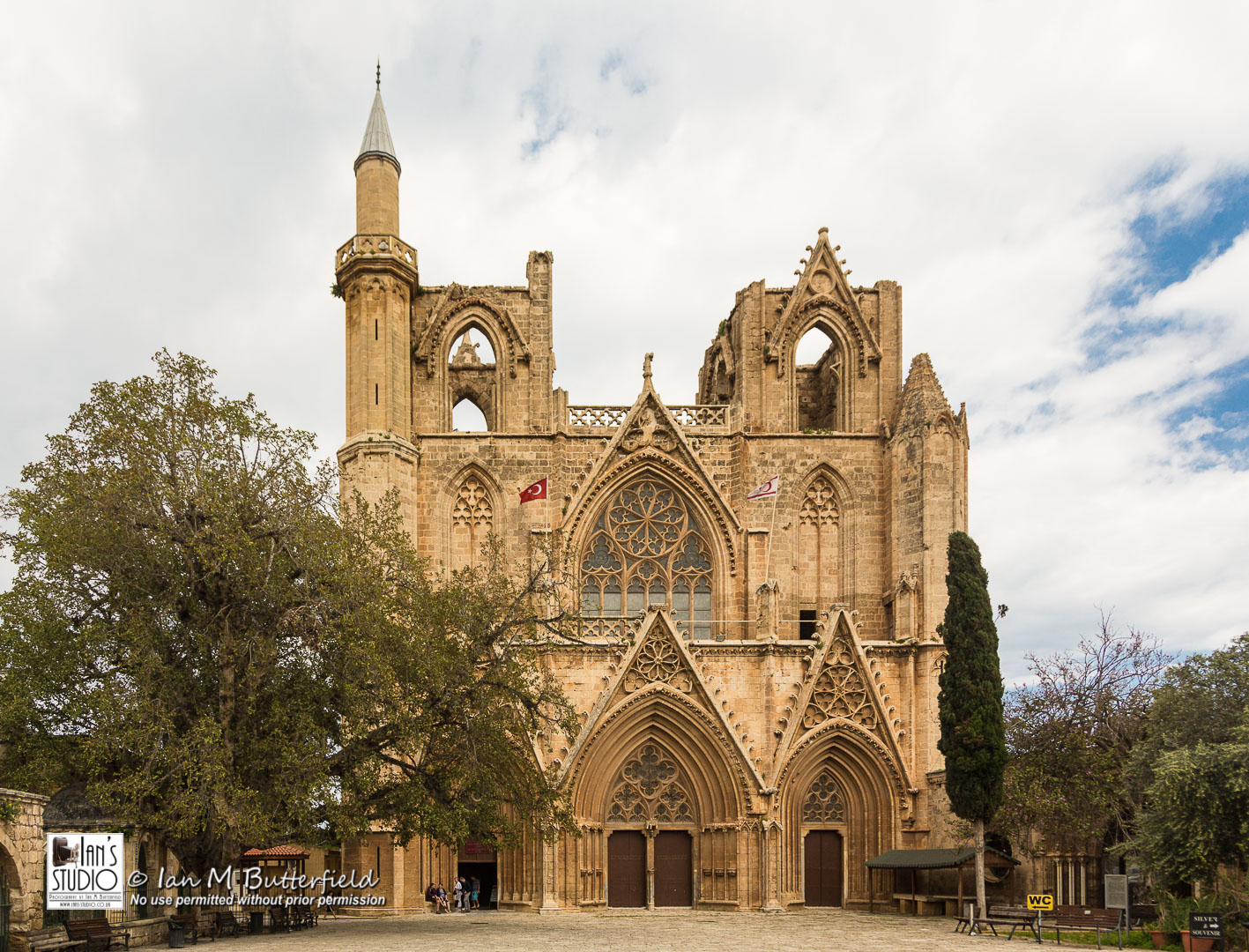 POTD 11 Apr 2019: The Cathedral/Mosque of Famagusta