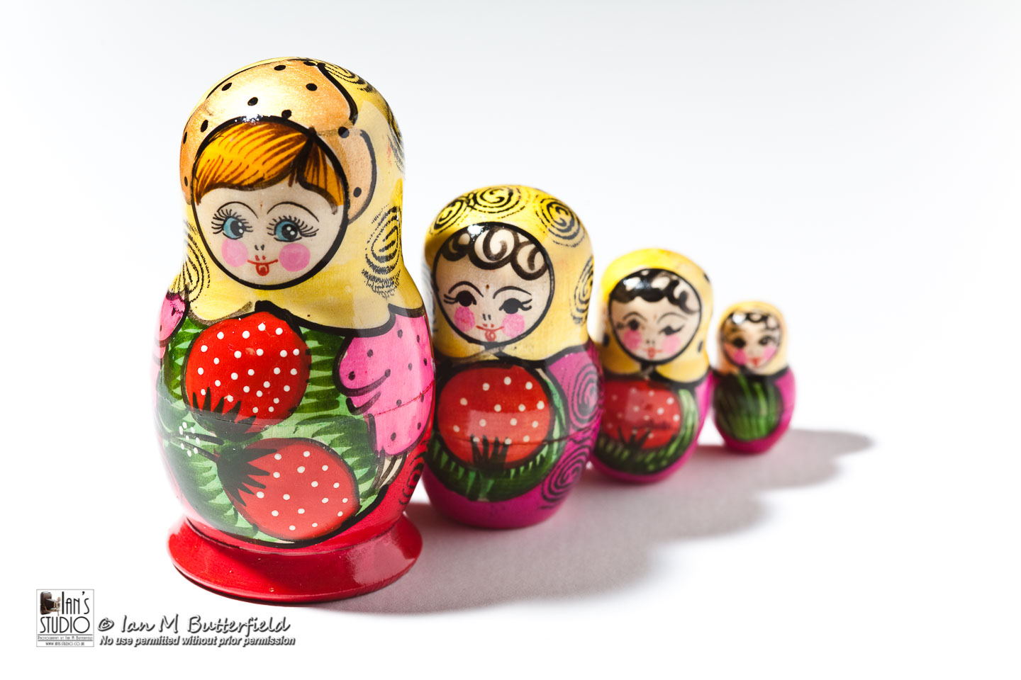 SALE 05 June 2019: Russian Dolls – FIRST Sale