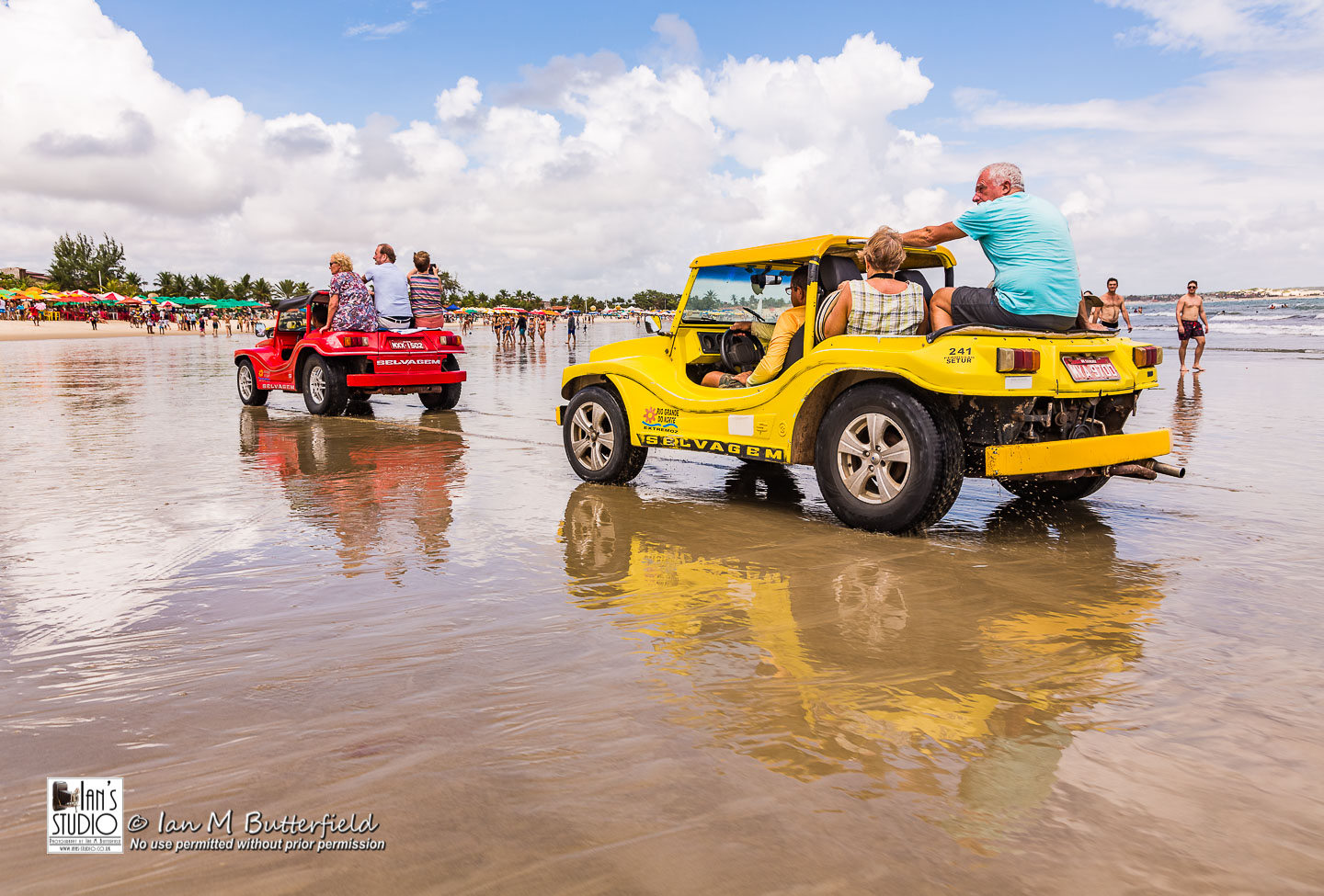 ACADEMY BITE: Lessons from the South America Cruise #16 – Dune buggies on Jenipabu Beach