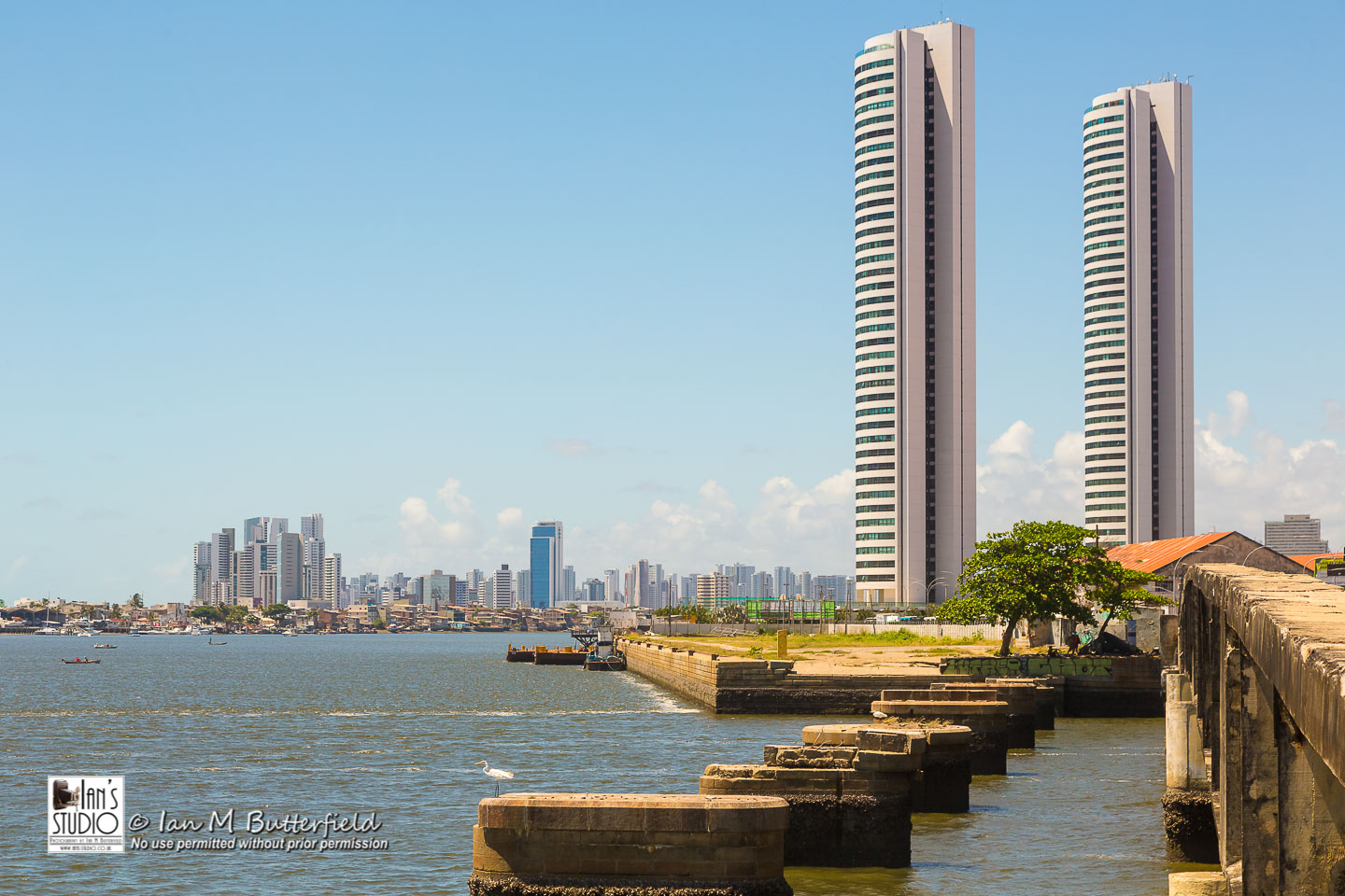 ACADEMY BITE: Lessons from the South America Cruise #20 – The skyline of Recife