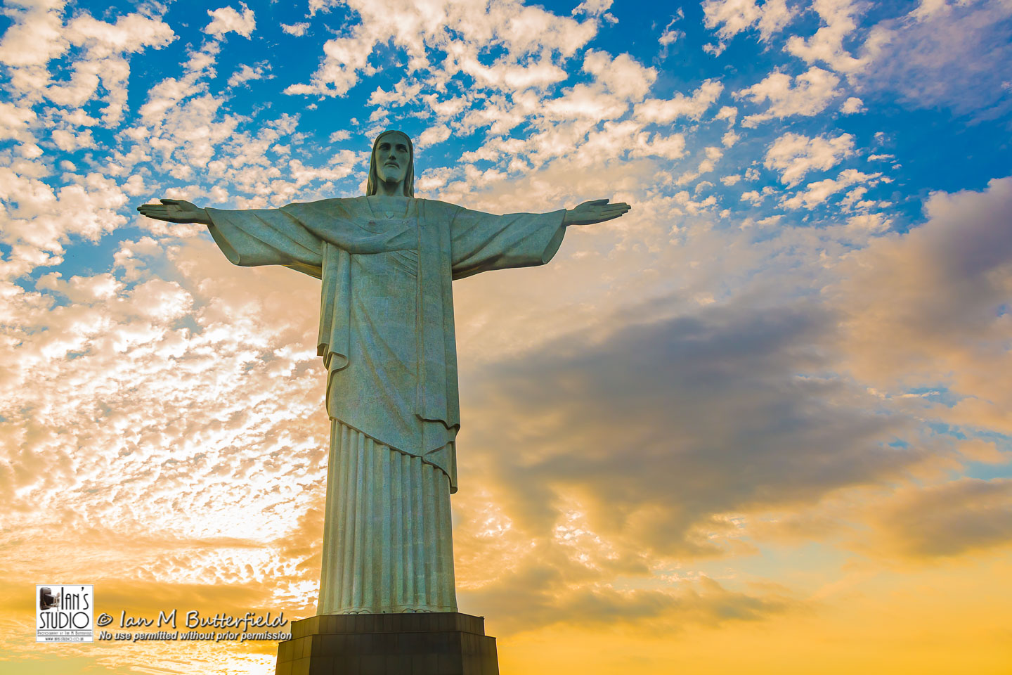 POTD 24 Jan 2019: Christ the Redeemer statue