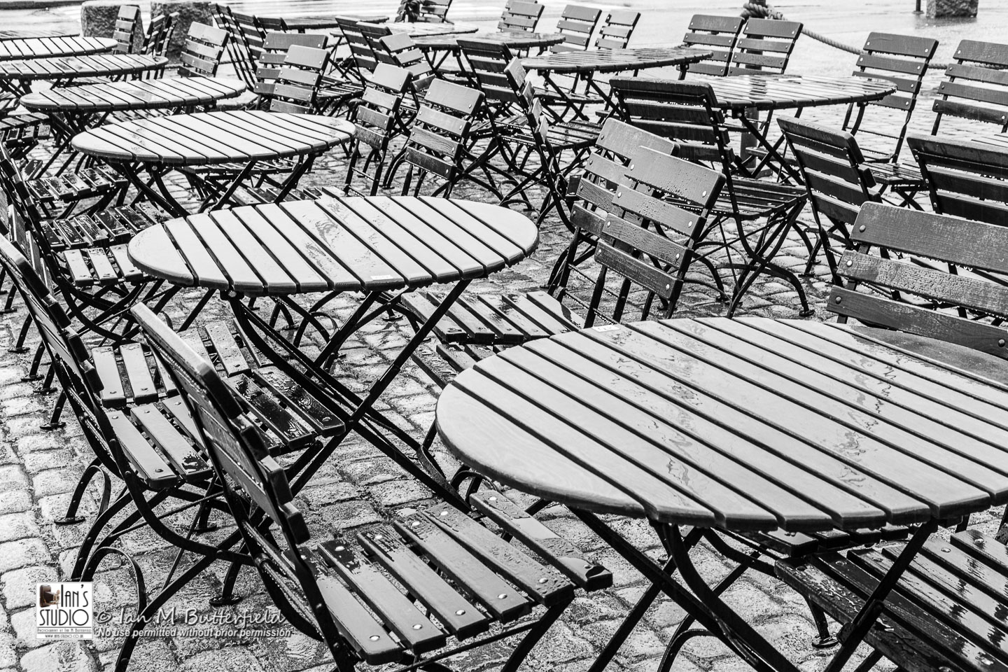 ACADEMY BITE: Lessons from Norway #4 – Rain soaked tables and chairs