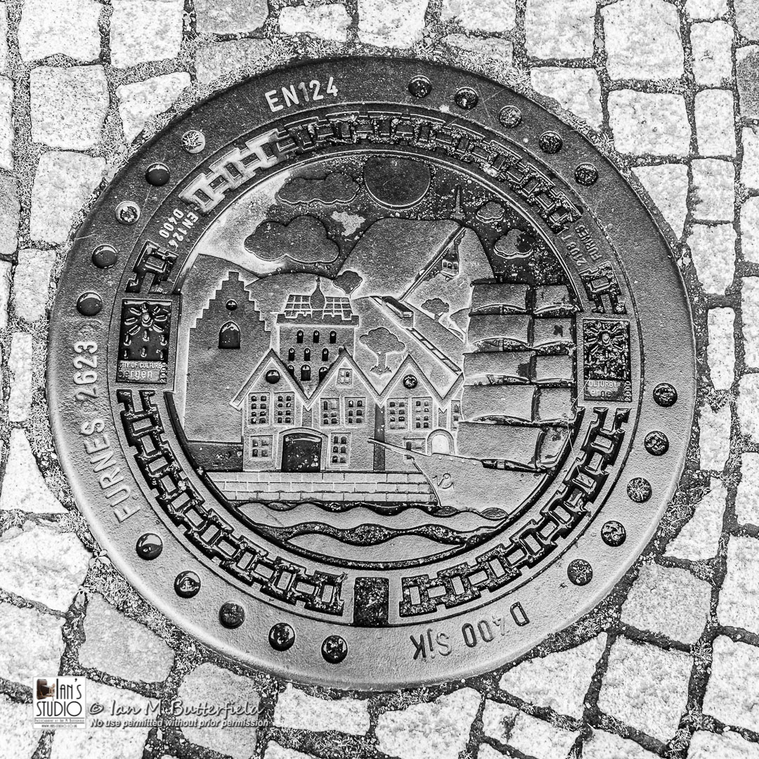 ACADEMY BITE: Lessons from Norway #6 – Bergen Manhole Cover