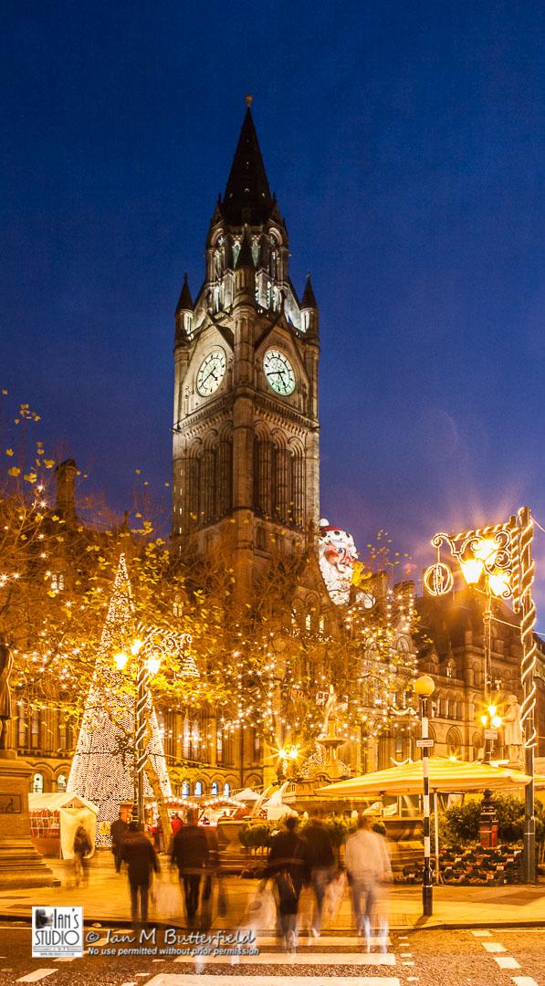 ACADEMY BITE: Christmas Ideas #1 – Manchester
