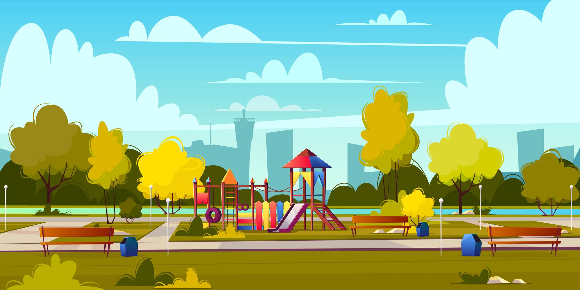 The Evolution of Parks