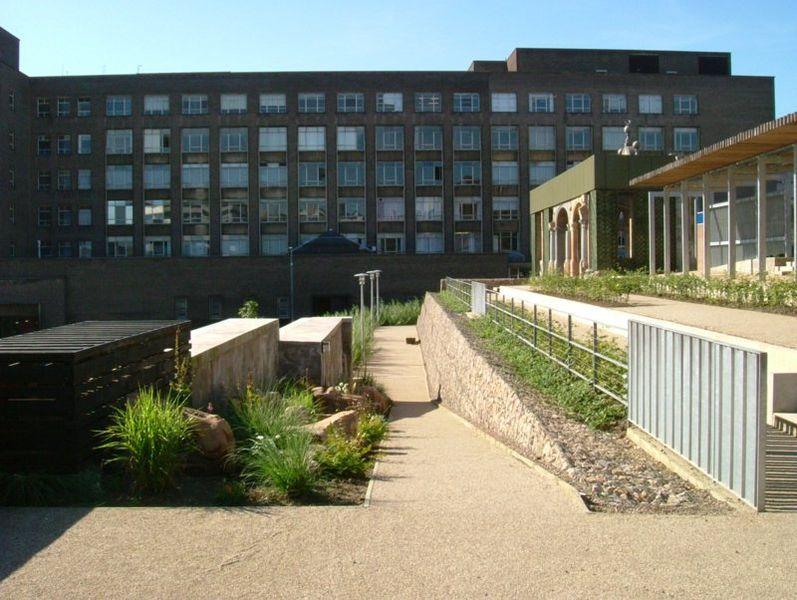 Rottenrow Gardens – Greatest Park Never Built
