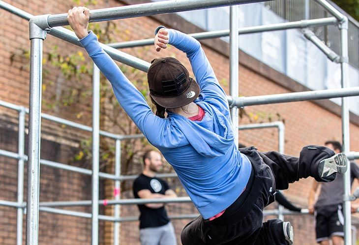 How to Run a Non-Competitive Parkour Event