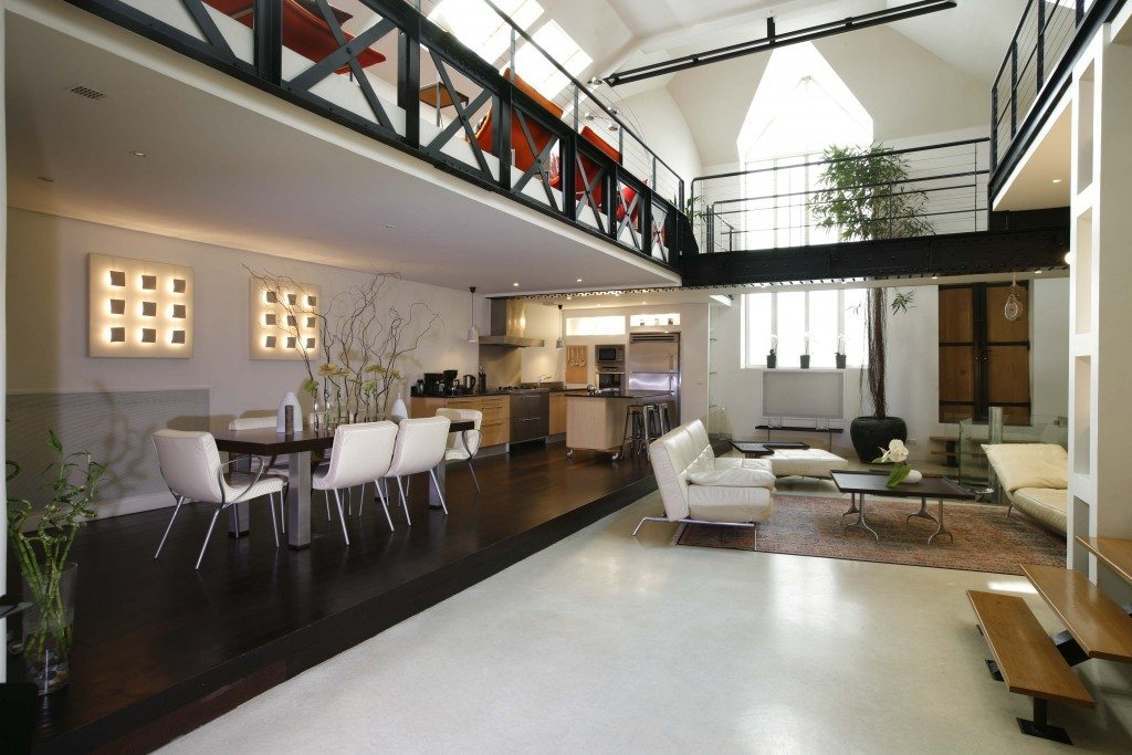 Luxury Designer Loft