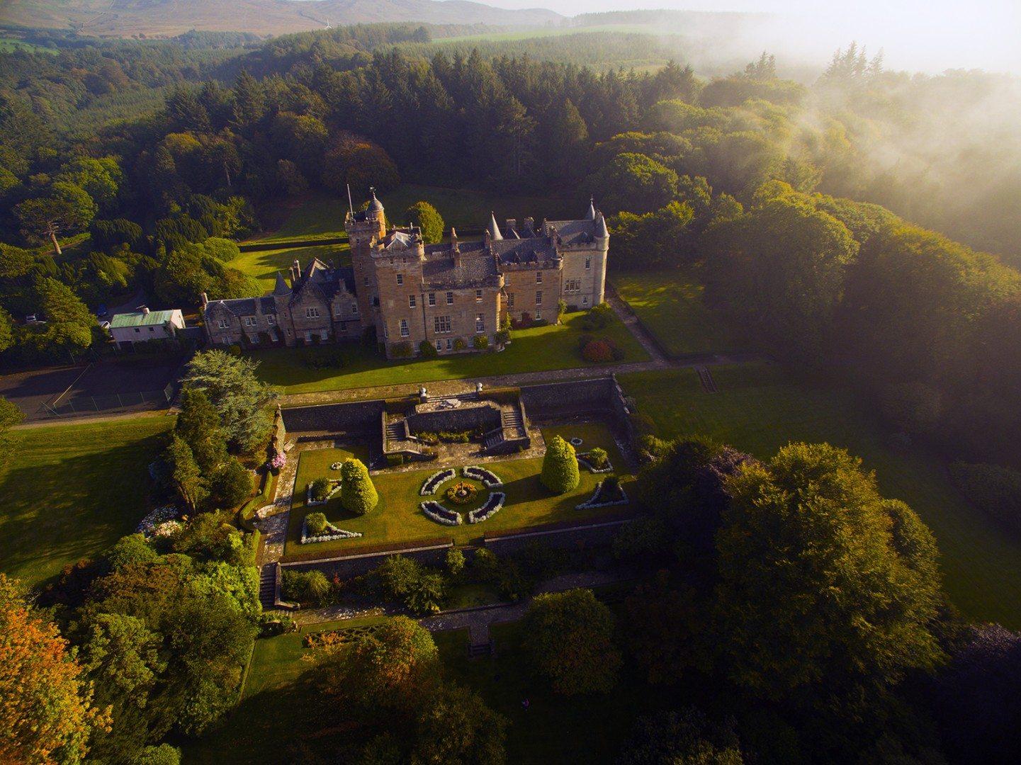 Glenapp Castle Scotland