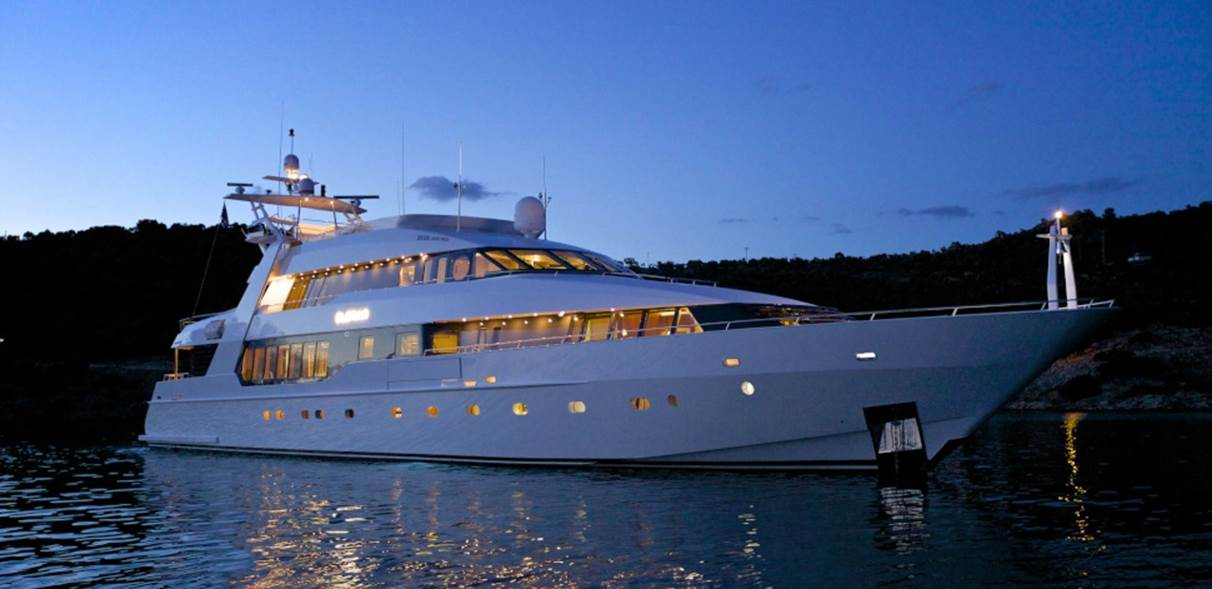 Five Star Greece Yacht