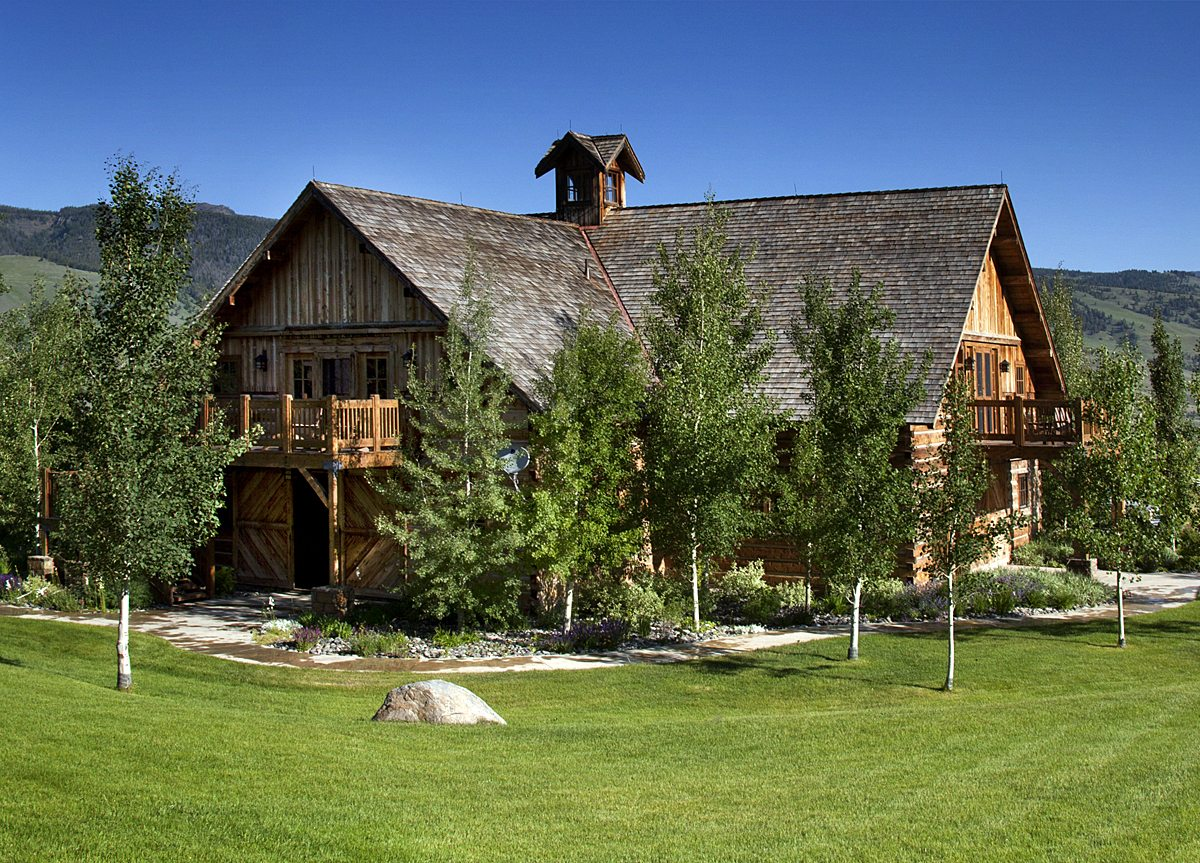 Grizzly Creek Ranch Mountain Homes