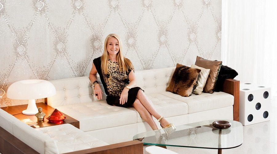 Melanie Hall Founder & Designer Luna2