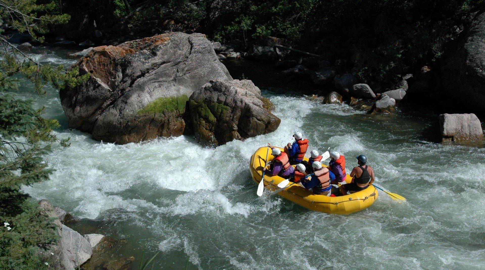 Rafting-Montana