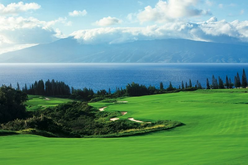 Kapalua, Plantation Course