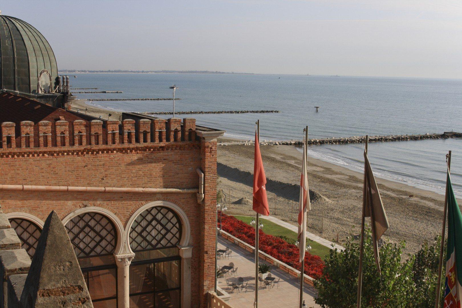 Lido Beach Venice Italy