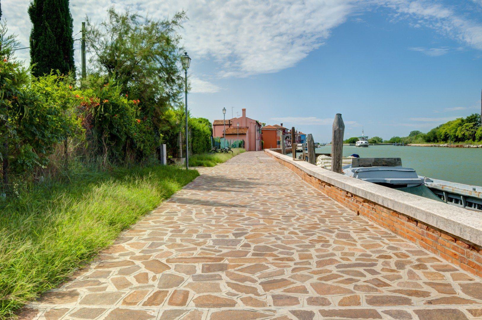 Mazzorbo Venice Island