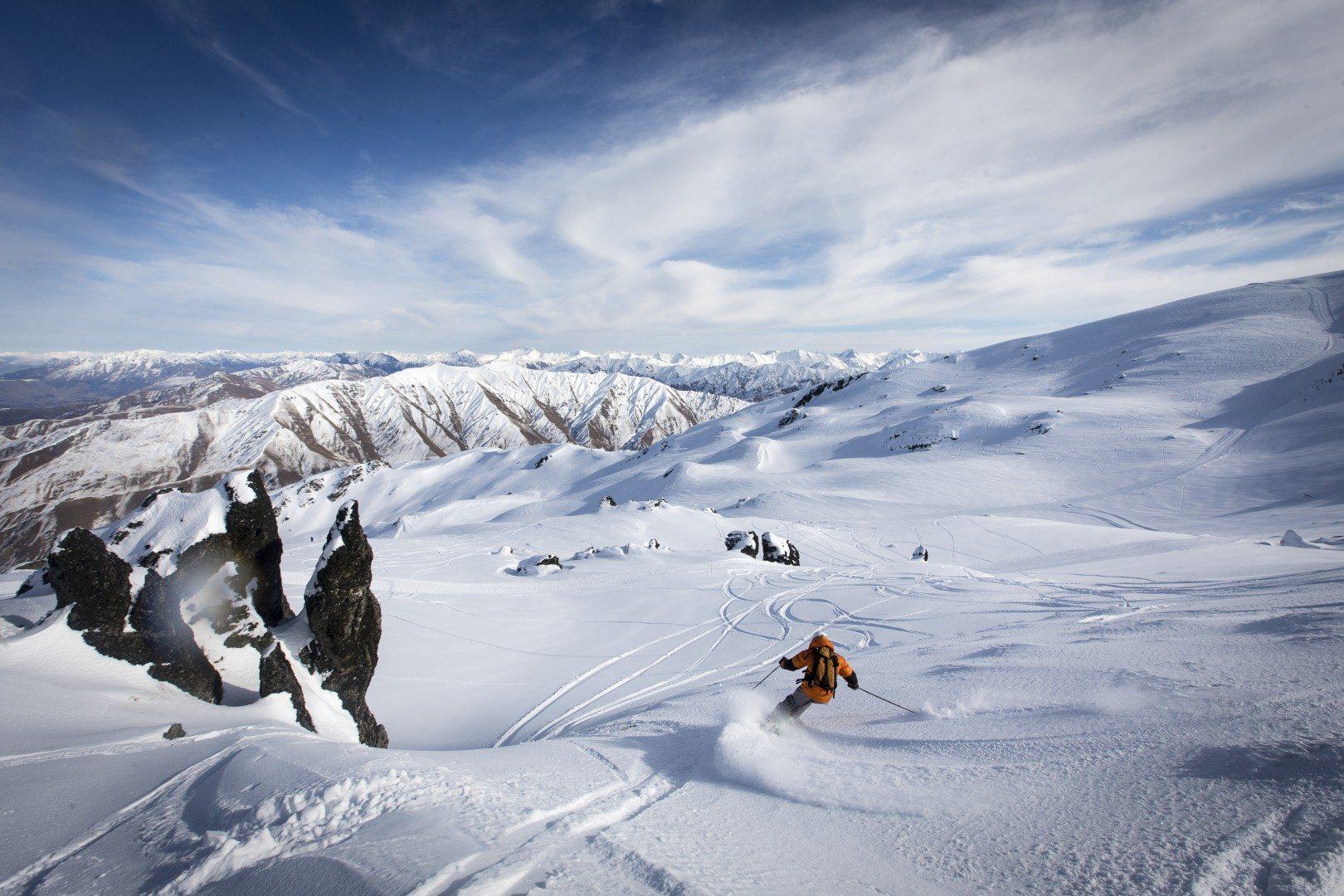 MajorDomo Villas - Soho Skiing - Making tracks
