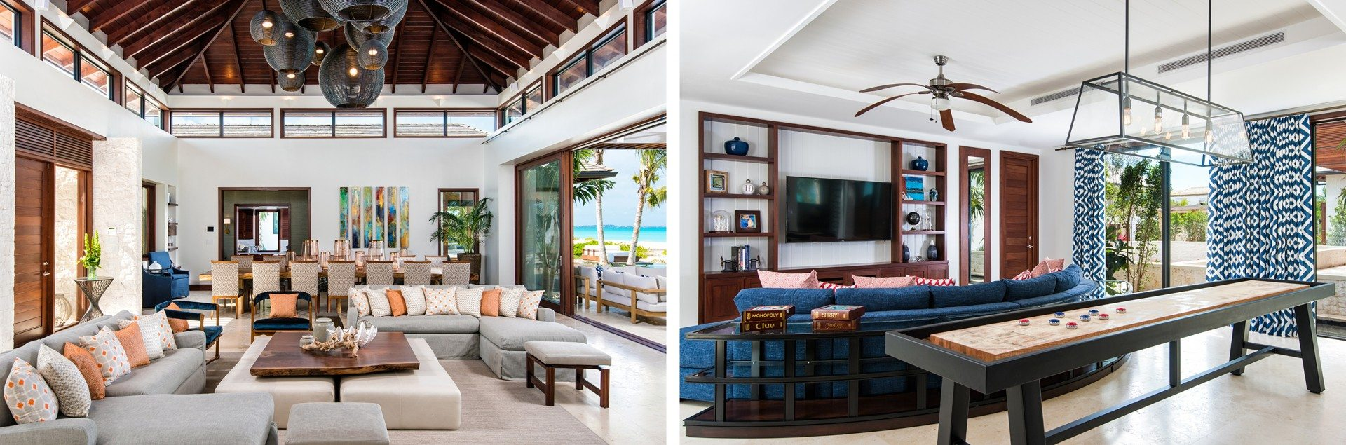 hawksbill living rooms