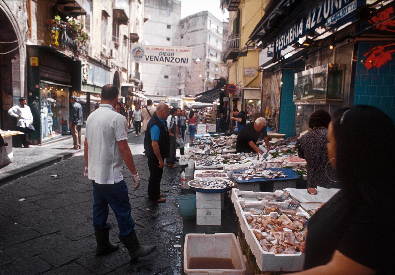Naples Market Pignasecca