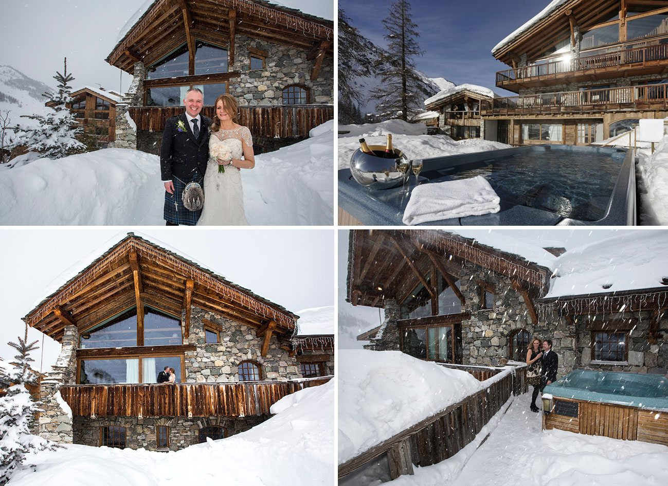Ultimate Chalet weddings