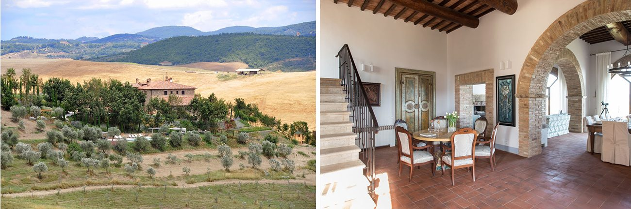 In Villas Tuscany