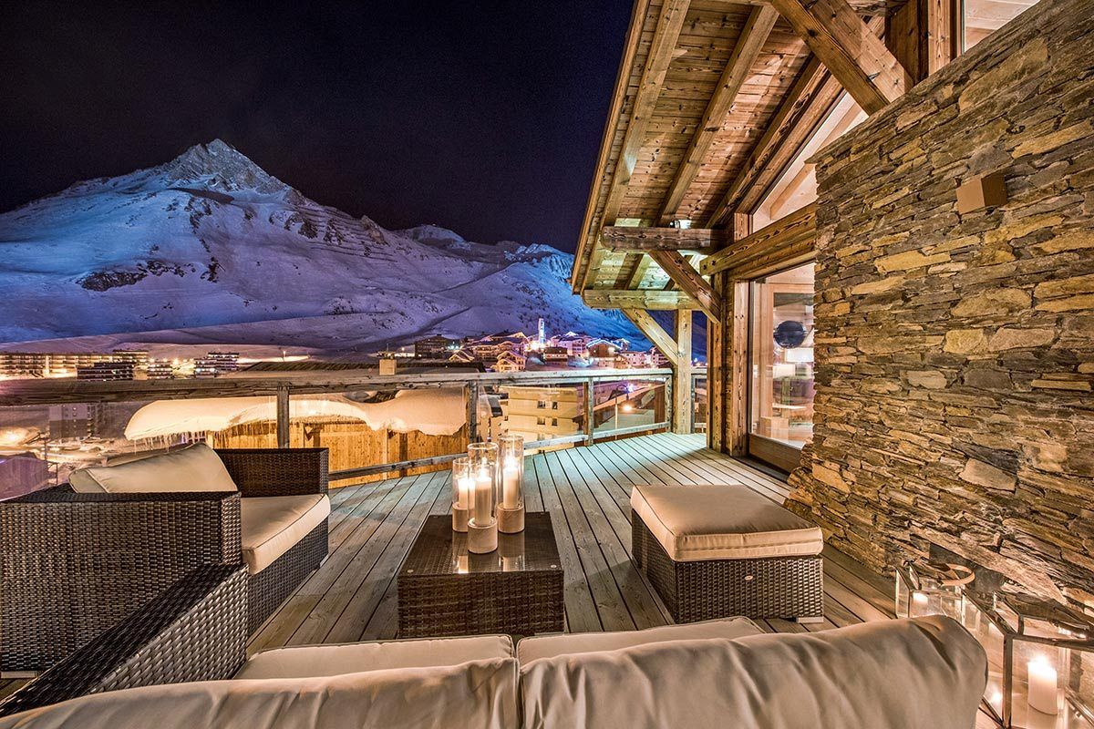 Chalet Opale Ultimate Luxury Chalets