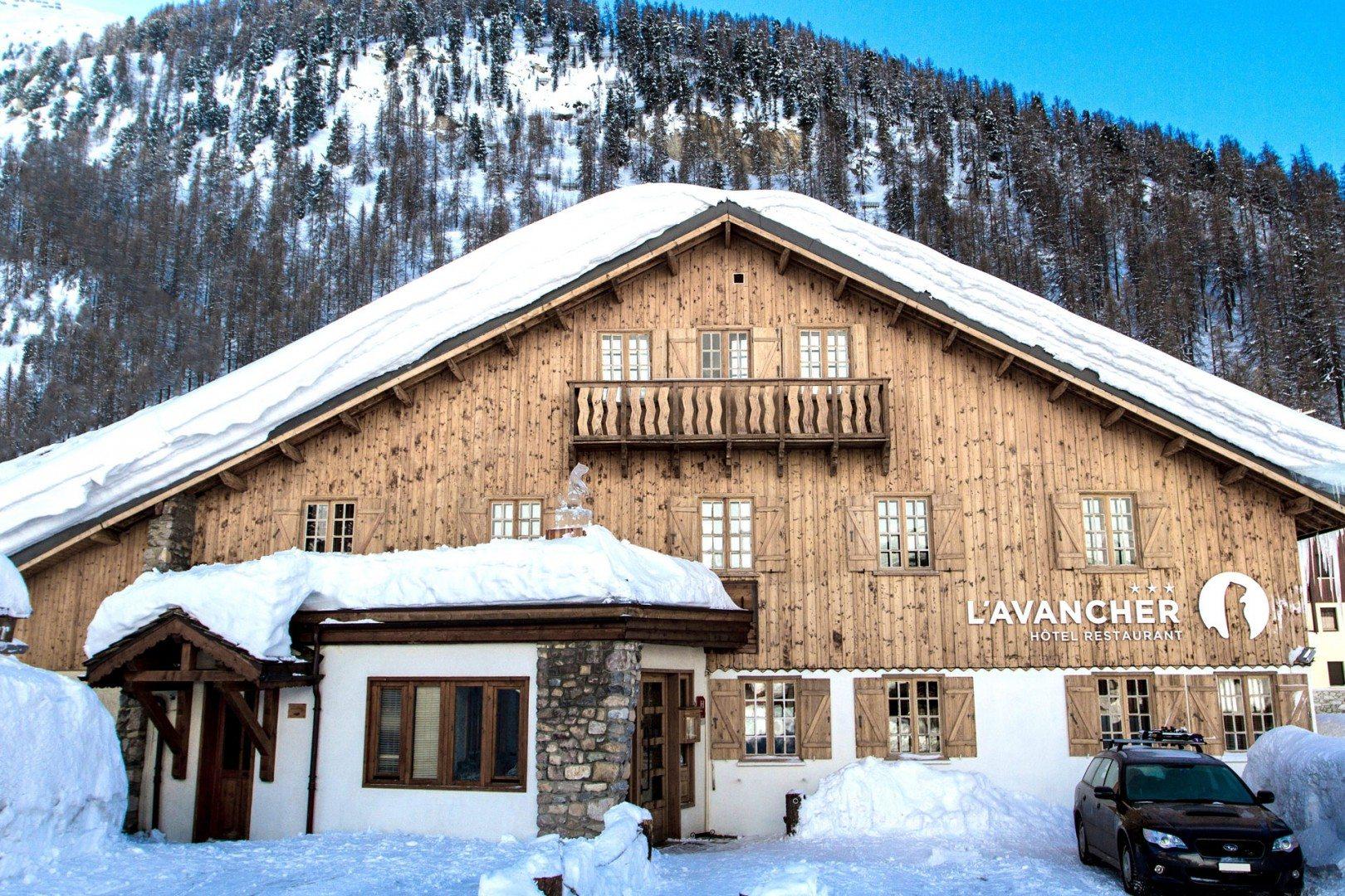 Photo Credit: Hotel L'Avancher