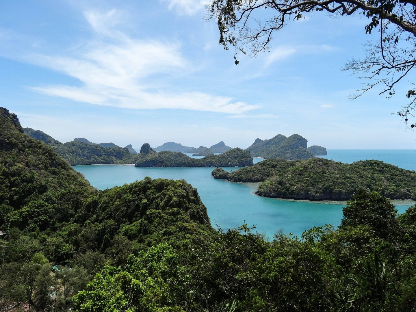 Ang Thong Marine National Park Photo Credit: Bruno Weideli / Flickr