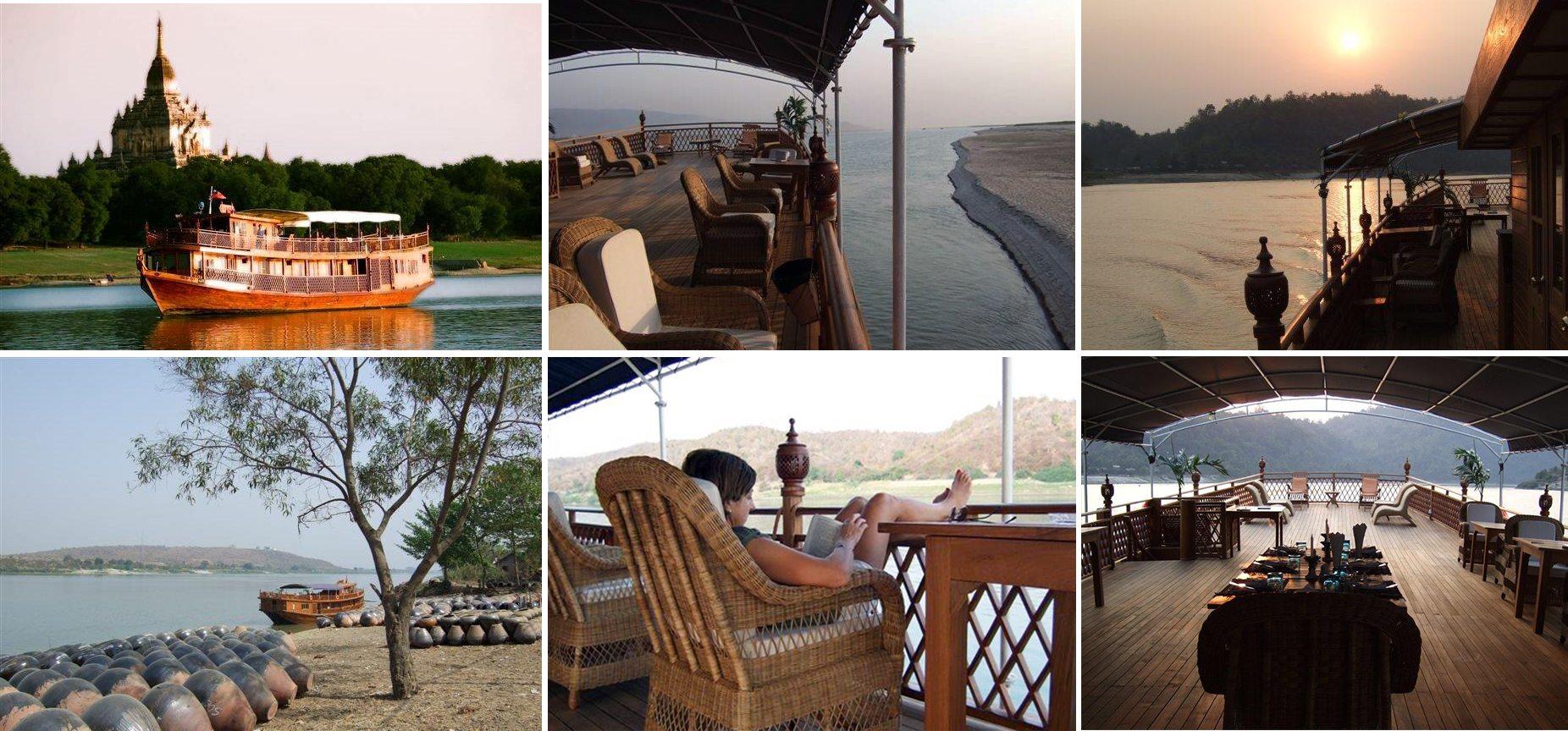 Bagan cruise