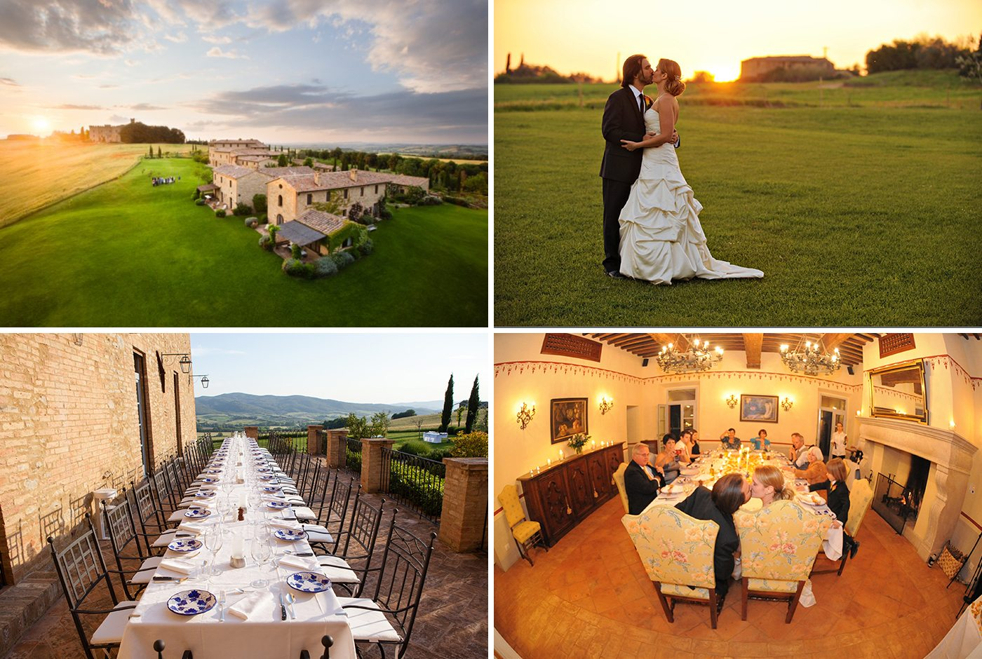 borgo weddings
