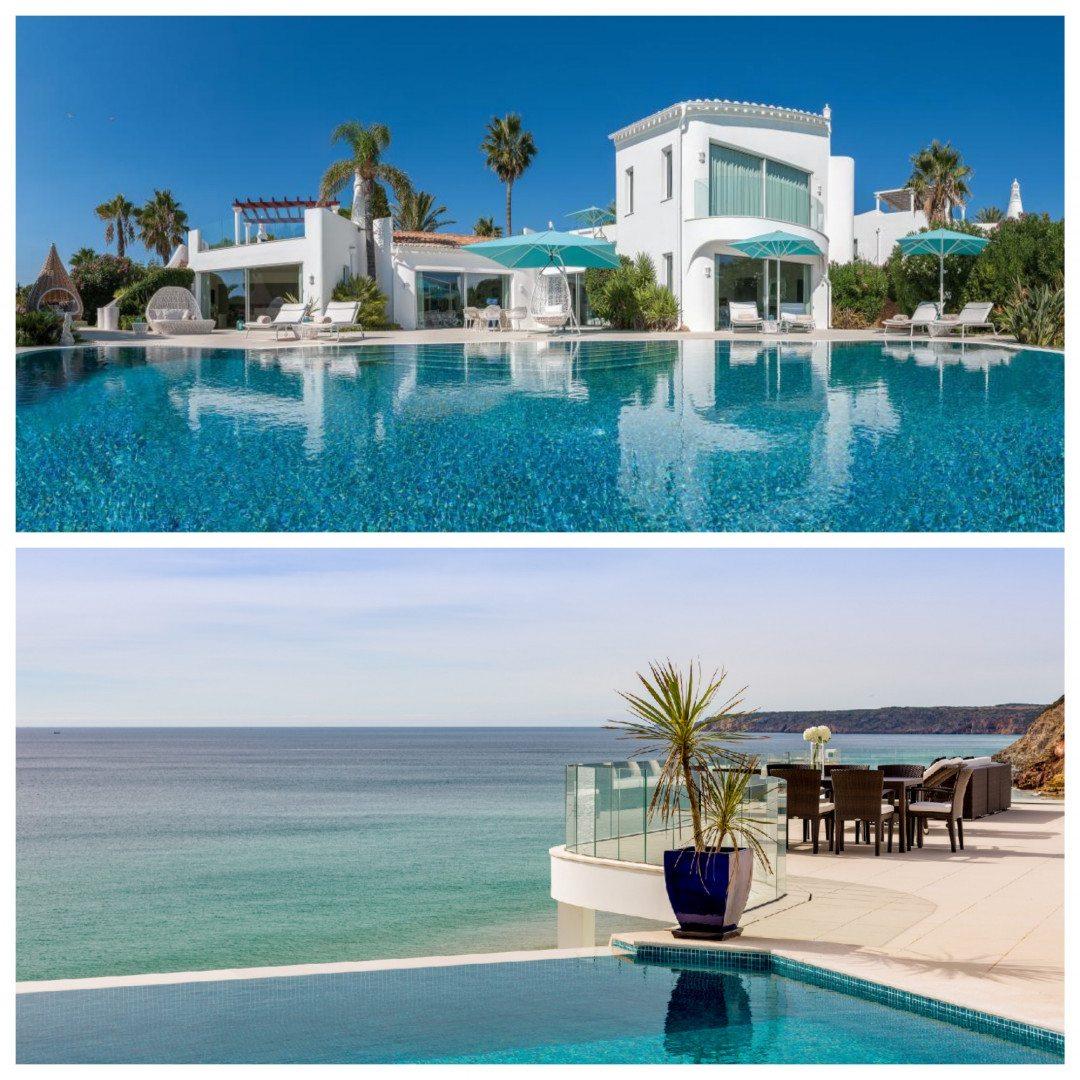 Villa Vita Villa Praia and Villa Alegria