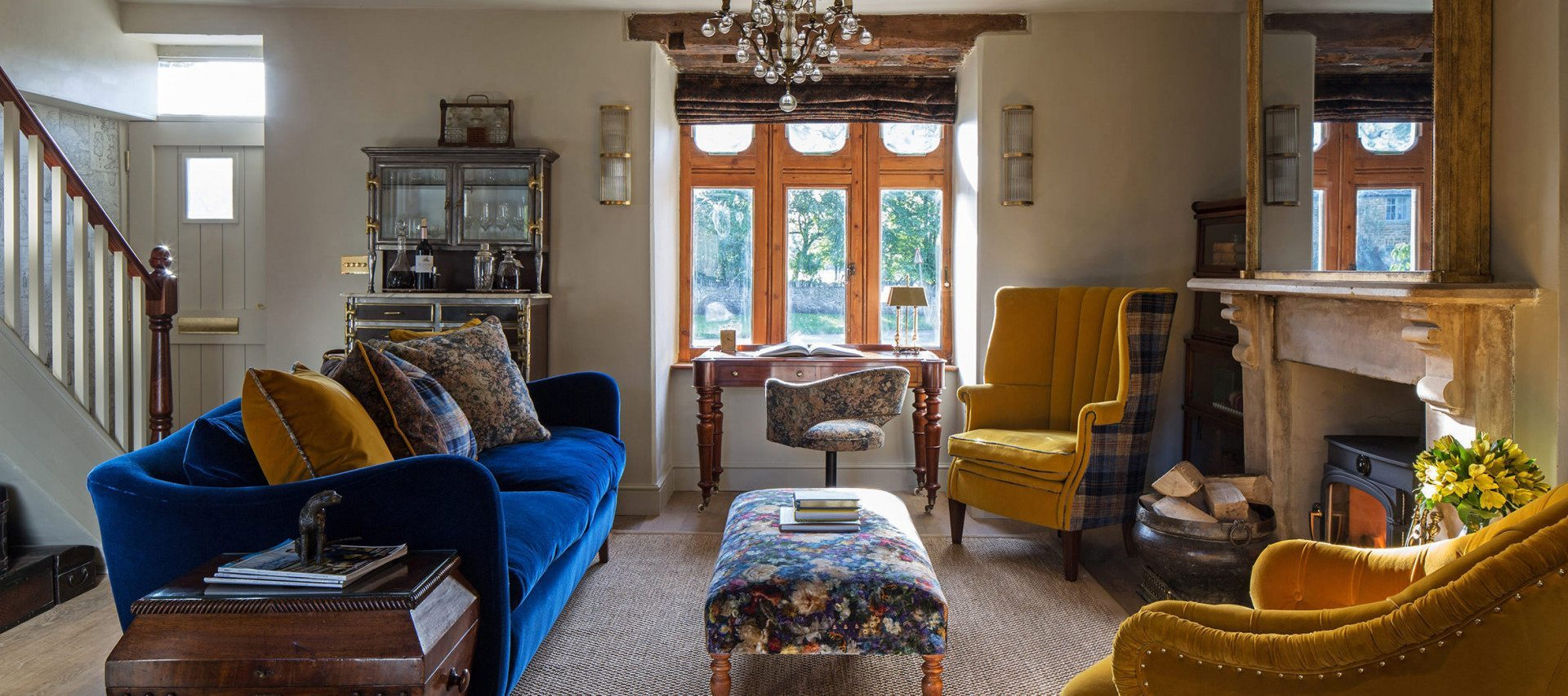 Luxury-cotswold-Kingham-Weavers-Cottage