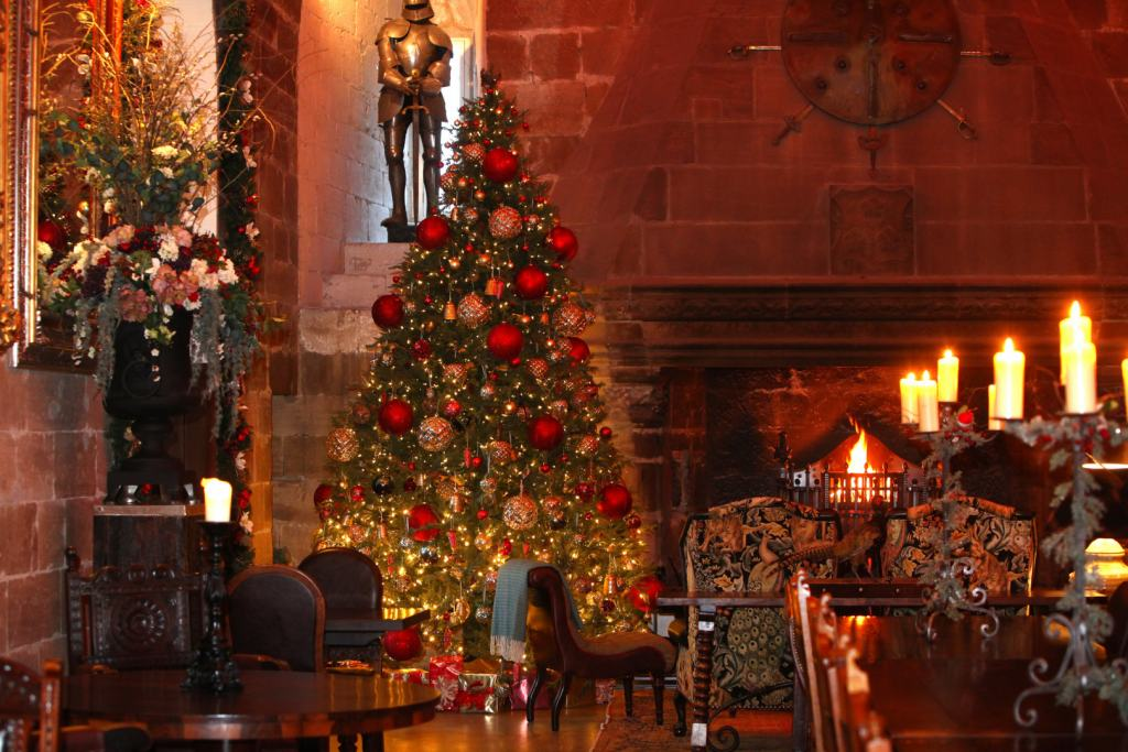 Borthwich-Castle-Christmas-Scottish-Borders-Loyd-&-Townsend-Rose-UltraVilla